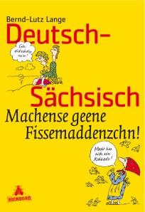 Buchcover Eichborn deutsch-sächsisch
